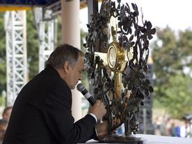 Proroctwo o. Antonello w Skrzatuszu